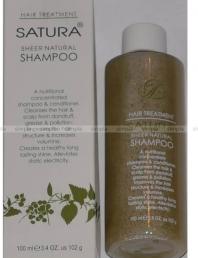 Шампунь - концентрат Satura Sheer  natural Shampoo